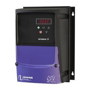 2 HP, 4.1 A, 380-480 V, 3PH, IP66 Outdoor Non-switched w/ EMC Filter